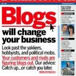 Bussiness Week的blog报道·新闻晚报的bbs报道