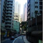 香港·巴士上的一瞥
