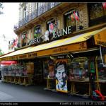巴黎书店掠影