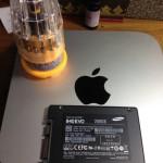 Mac Mini升级SSD硬盘+机械硬盘组合